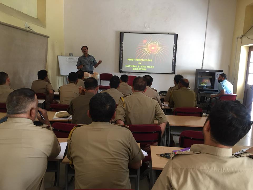 Indian Red Cross Society Jammu Region: First Aid Training